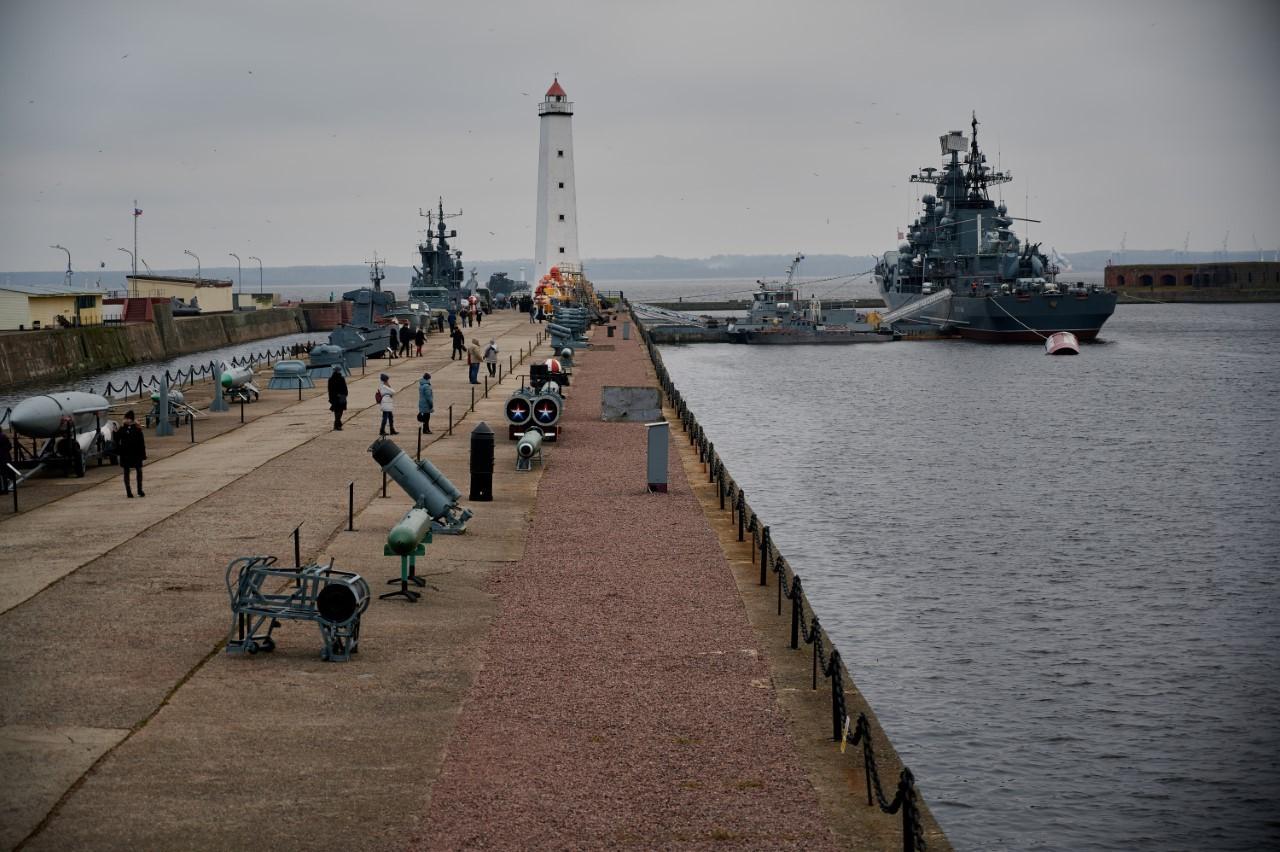 Кронштадт - база Балтийского флота, © Карамызов Заур