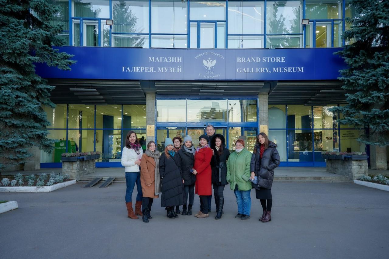 Императорский фарфоровый завод, © Карамызов Заур