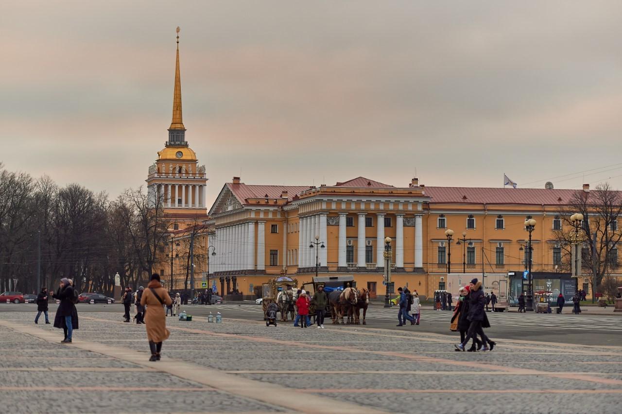 Главное адмиралтейство, © Карамызов Заур