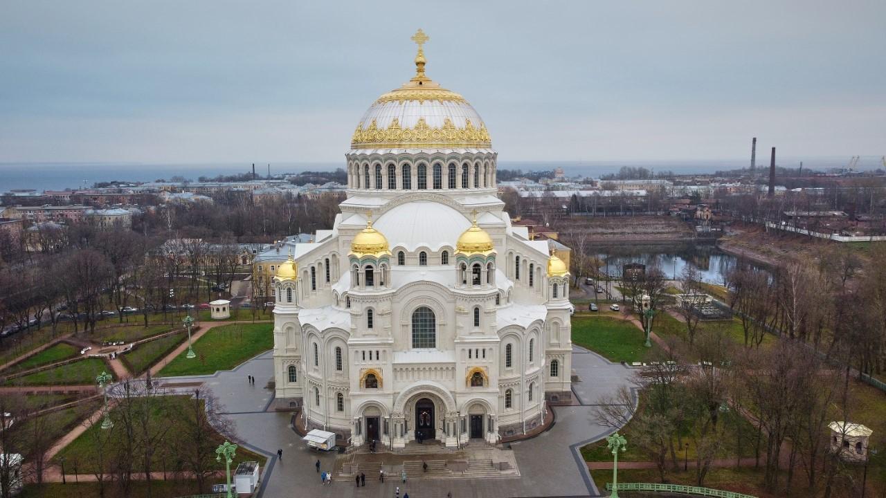 Морской собор в Кронштадте, © Карамызов Заур