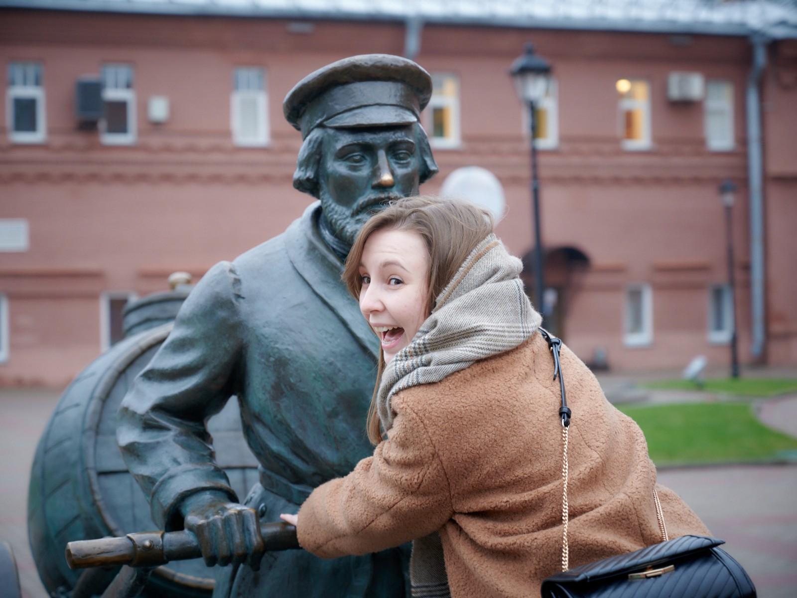 Памятник водовозу, © Карамызов Заур